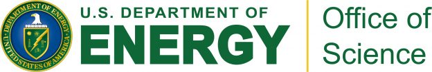 Dept Energy Office of Science logo header